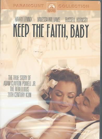 KEEP THE FAITH BABY BY WILLIAMS,VANESSA (DVD)