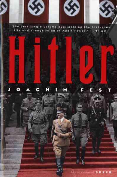 Hitler By Fest, Joachim C.